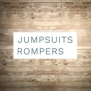 Jumpsuits | Rompers